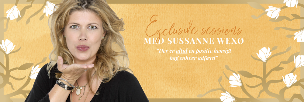 Sussanne Wexoe - exclusive sessions